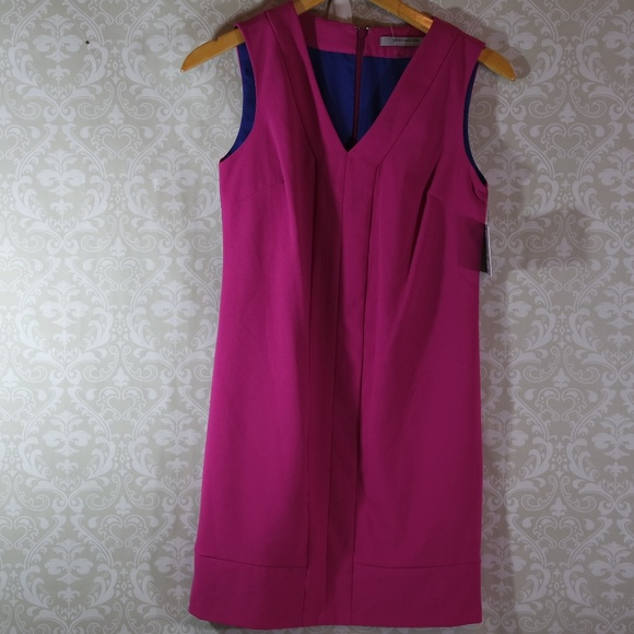 Andrew Marc Dresses & Skirts - Andrew Marc New York NWT Pink Shift Dress Size 2